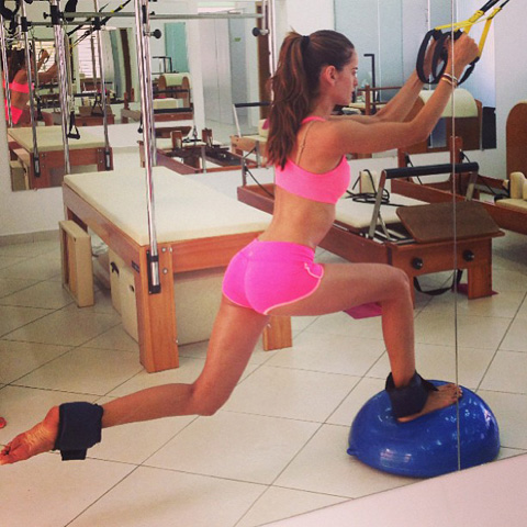 Fitness tips – Izabel Goulart