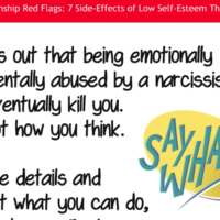 How to Recognize the Signs You're Dating a Narcissist